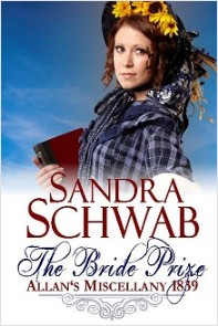 cover of The Bride Prize, by Sandra Schwab