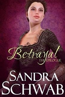 cover Betrayal: The Epilogue, by Sandra Schwab