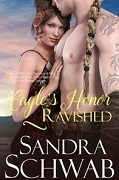 cover of Eagle's Honor, by Sandra Schwab